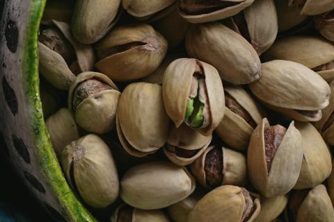 Roasted and Unsalted Pistachios
