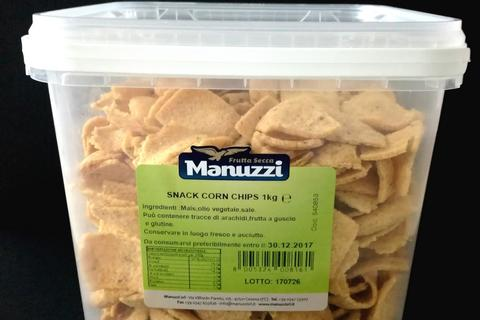 Snack Corn chips
